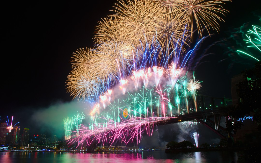 Sydney New Year's Eve 2014 2015