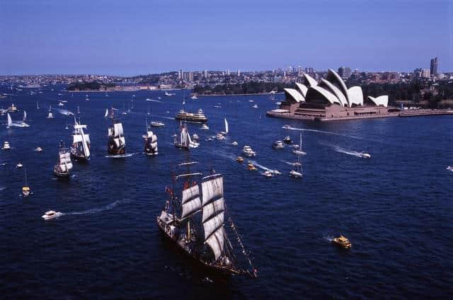 Tall-Ships-Race-Australia-Day