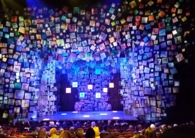 Matilda the Musical and dinner at The Star