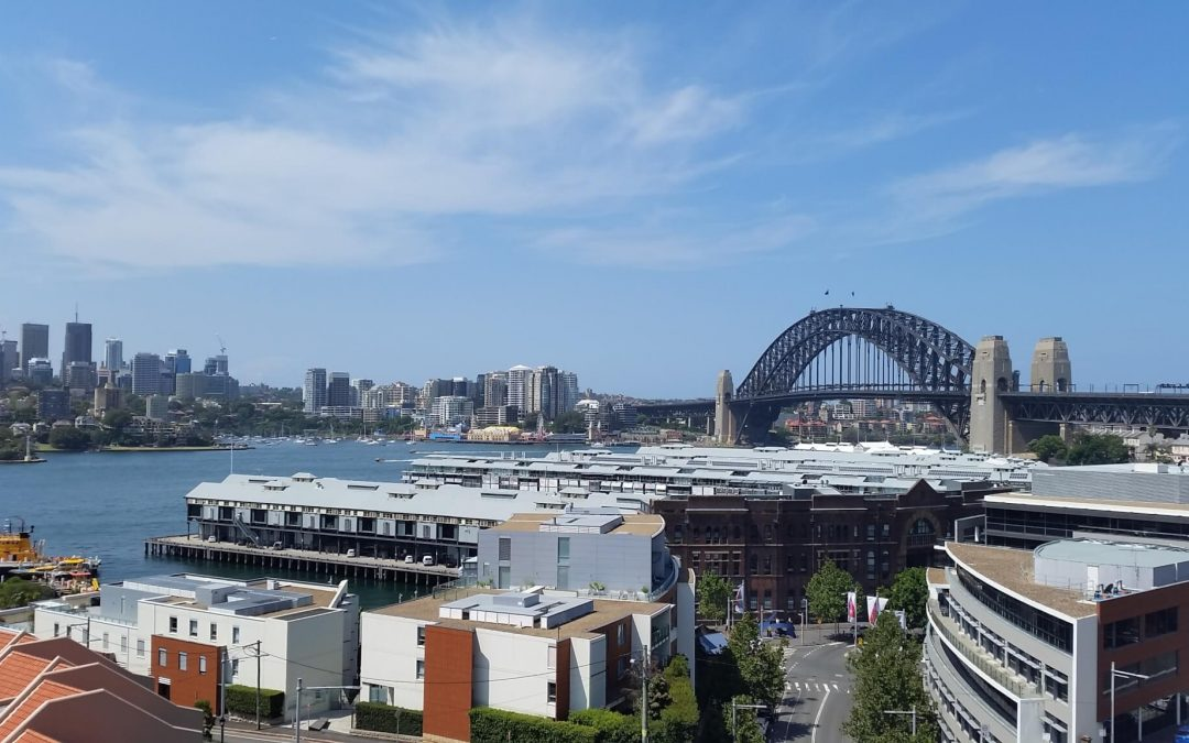 The Palisades Hotel: Henry Deane Rooftop Bar
