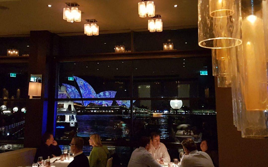 The Dining Room at Park Hyatt Sydney