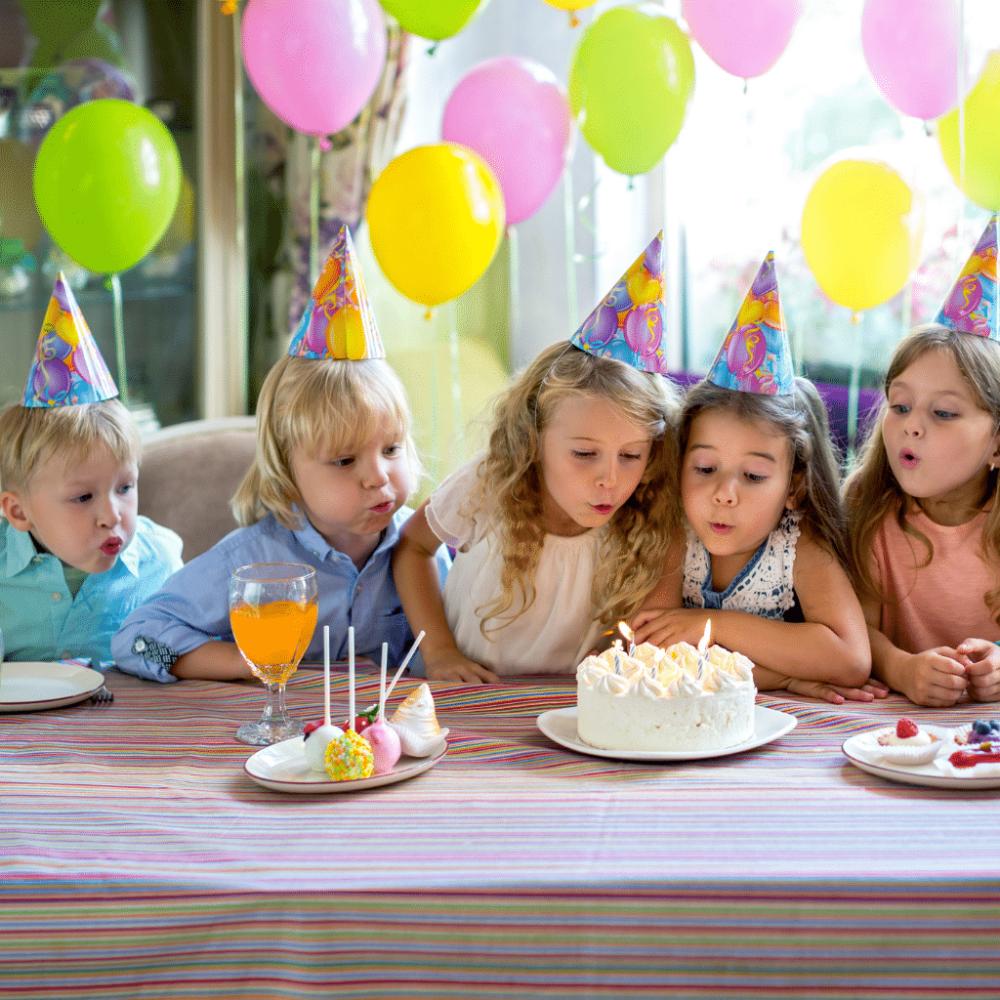 organise kids parties sydney
