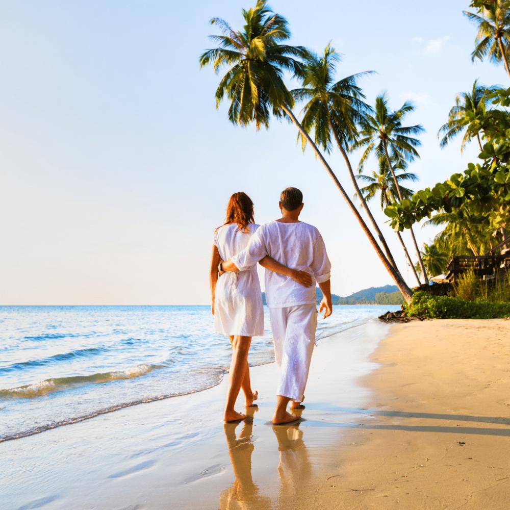 Organise honeymoon