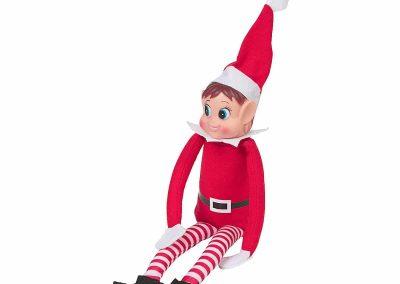 December 1st box Elf on the Shelf
