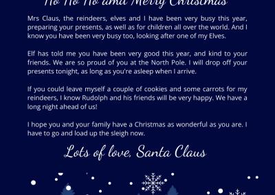 Download Santa letter