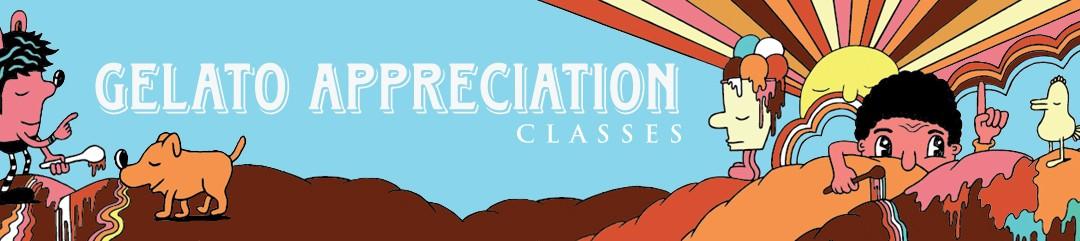 Gelato Appreciation Classes