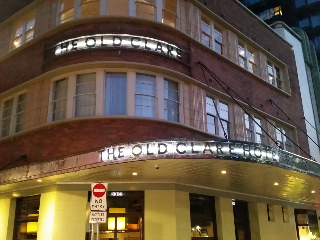 Old Clare Hotel Chippendale