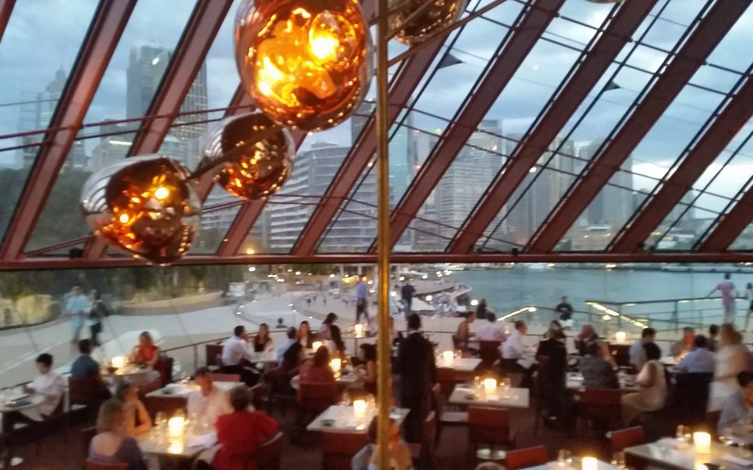Bennelong Restaurant: Cured & Cultured
