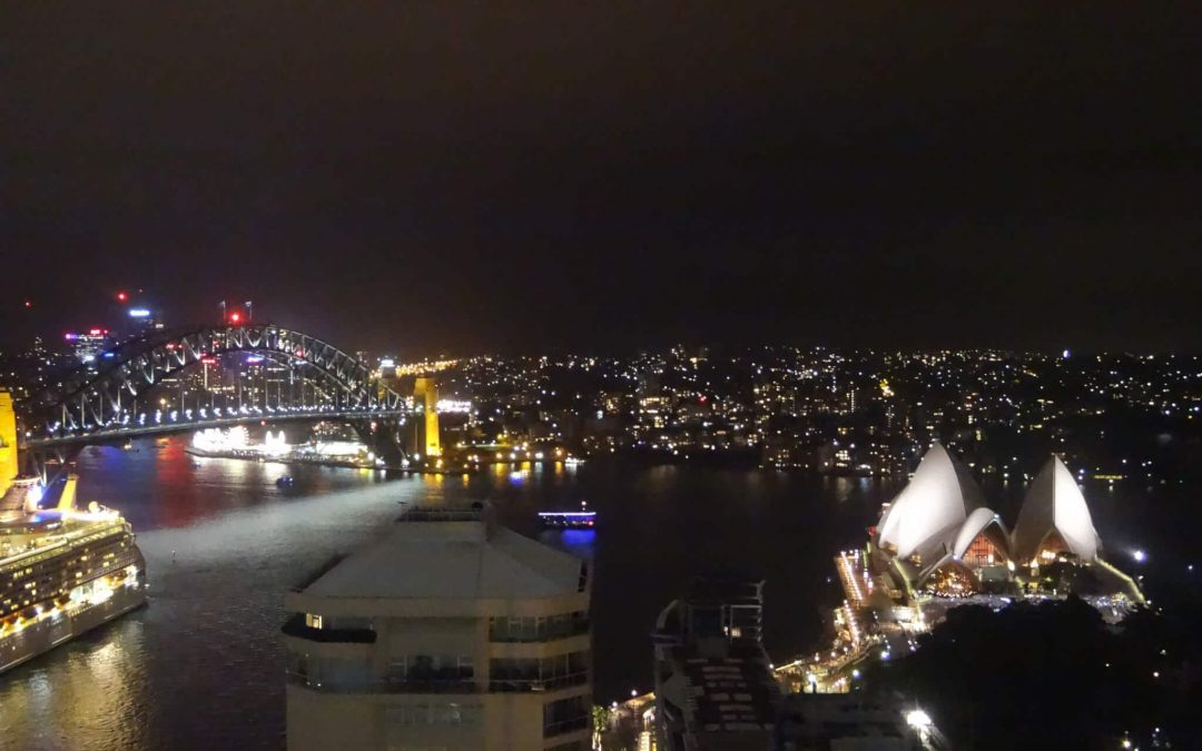 Intercontinental Sydney Supperclub