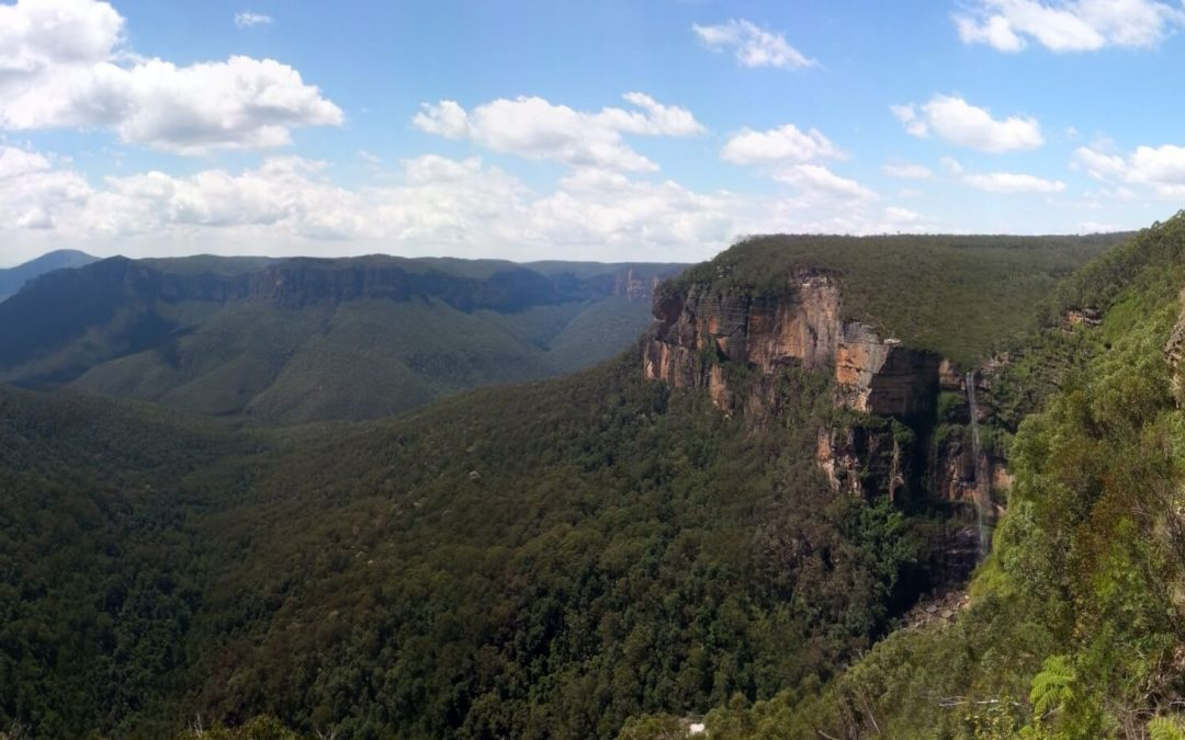 Romantic weekend in the Blue Mountains
