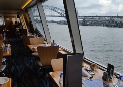 Captain Cook Long Lunch Cruise