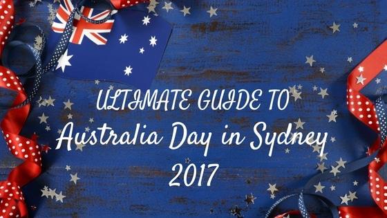 Australia Day in Sydney 2017