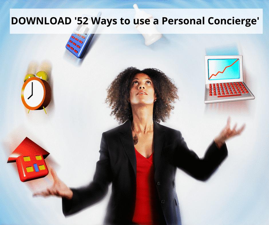 52 ways to use a concierge ebook