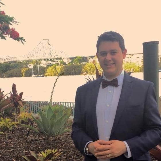 Hayden, Business Analyst, Neutral Bay, Sydney