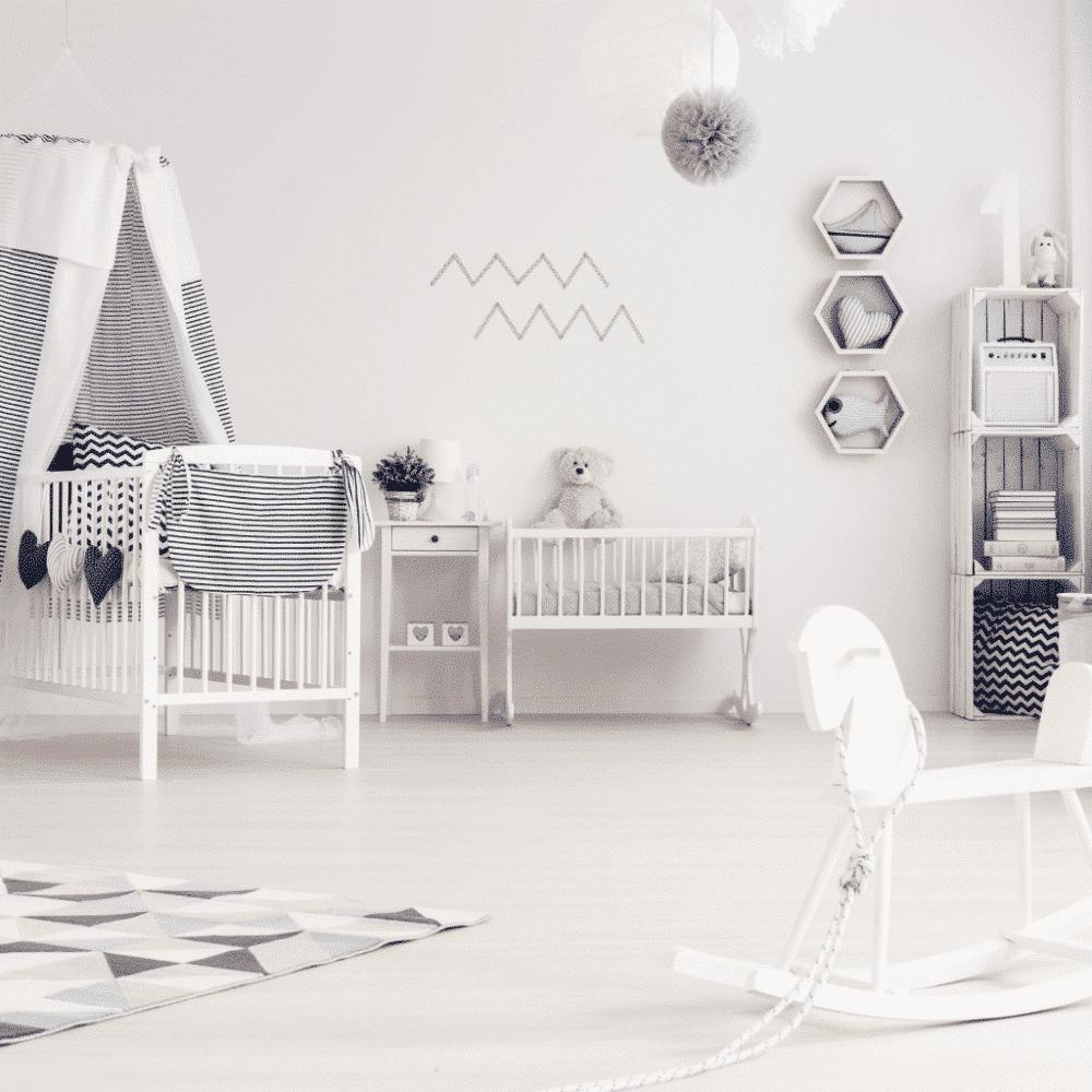 Help set up baby nursery