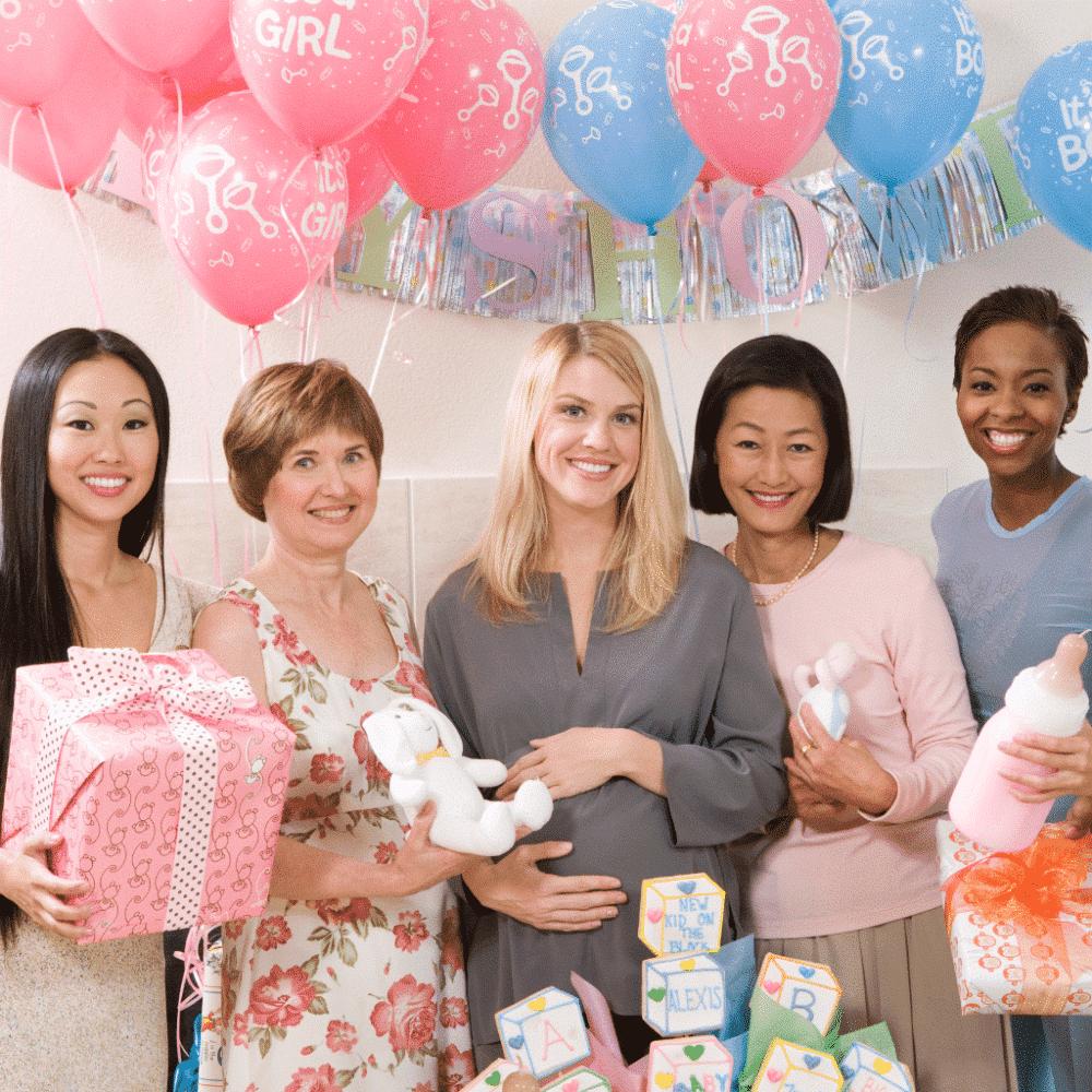 Organise baby showers Sydney