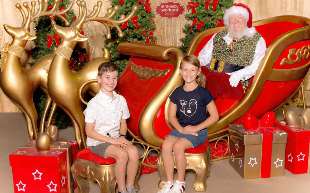 Revesby Workers Club Santa Photo 2020