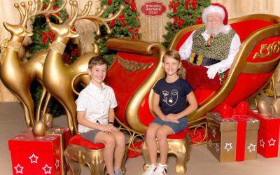 Sydney Santa Photos 2020