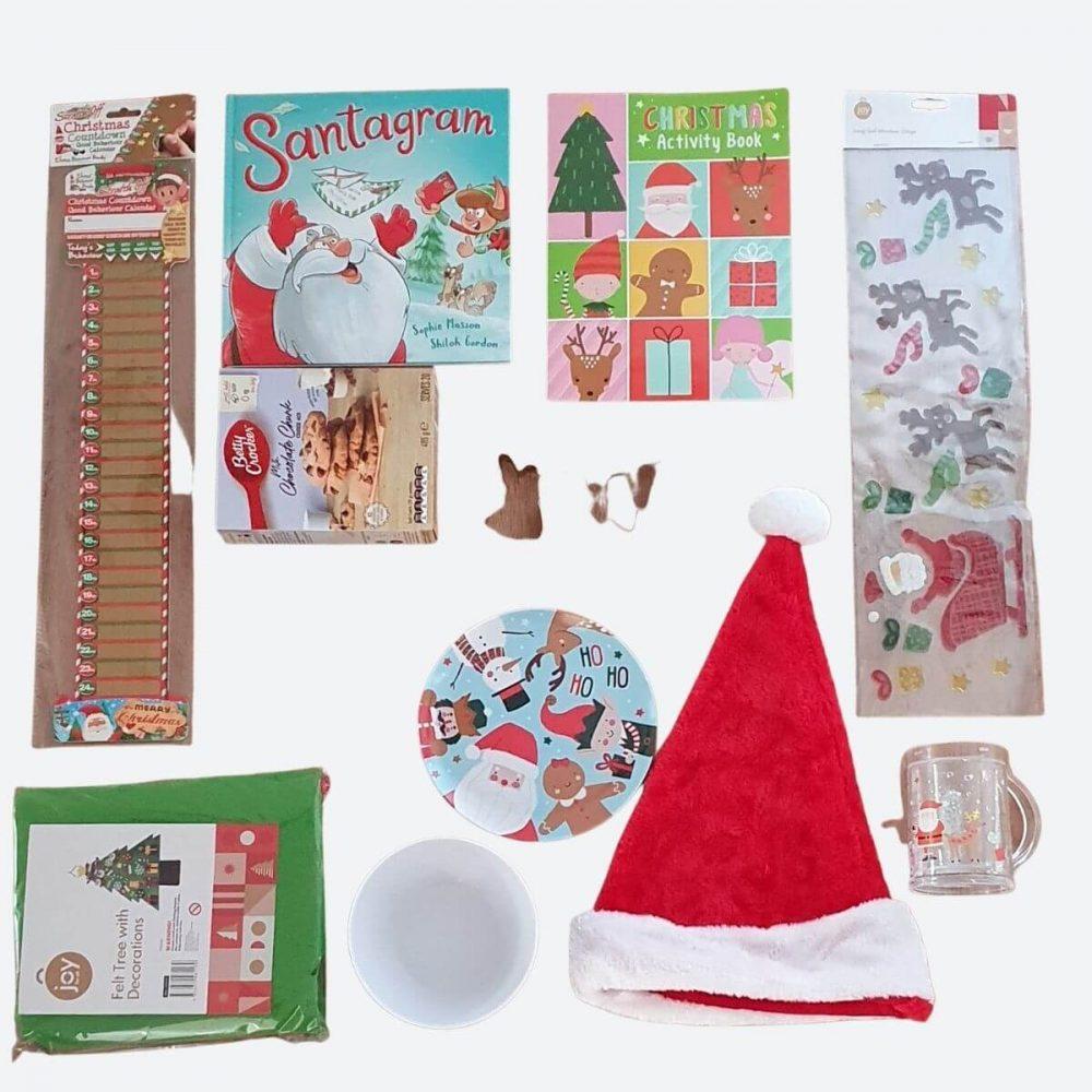 Quarantine Care December 1st box